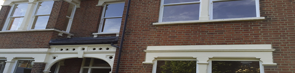 We specialized in draught proofing for box sash windows in south London and the southeast
